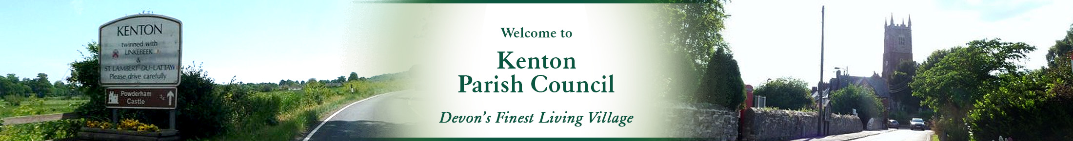 Header Image for Kenton Parish Council